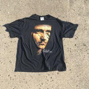 1990 Phil Collins Brockum Tour T-Shirt